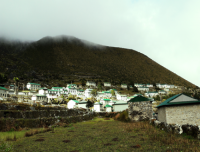 Khumjung lovely village